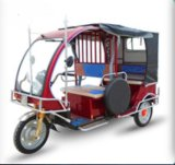 사용되는 전기 세발자전거, 전송자 전기 3 바퀴를 위한 건전지 인력거