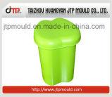 Пластмассовую крышку пластмассовую пресс-форм в мусорное ведро с пресс-формы