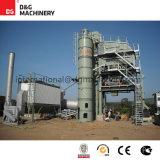 O Pct do Ce do ISO Certificated a planta de mistura do asfalto de 160 T/H