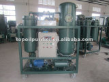 Zero Pollution Waste Turbine Oil Water Separator System