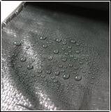 La bâche de protection noir PE de pliage facile pour l'industrie