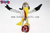 """11.8 """" China-kundenspezifische Welpen-Spielwaren angefüllte Westcowboy-Puppe mit Großhandelspreis Bos1129"""