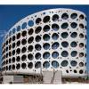 Multi-Fuction comitato di alluminio perforato per la decorazione pubblica