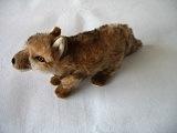 Land-Hundereale Lebensdauer-Kaninchen-Plüsch angefülltes Spielzeug
