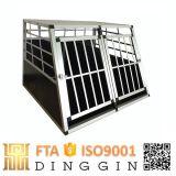 Transportador de cães de alumínio de compras on-line