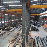 プレハブの工業ビルの鉄骨構造の研修会(TL)