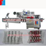 Machine d'emballage blister automatique horizontal pour Capsule