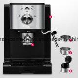 Het professionele Koffiezetapparaat van de Capsule Met Melk Frother voor het Gebruik van het Huis