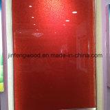 MDF à haute teneur en fibres UV ultra brillant avec toutes les couleurs