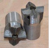 Harter Steinfelsen-Bohrung-Kegelzapfen-Kreuzschneide mit Größe 35mm-76mm