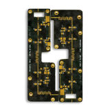 Solo PWB lateral de la tarjeta de sistema del control de tráfico (PCB-68)