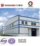Almacén prefabricado modificado para requisitos particulares del acero ligero