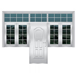 Windows 또는 Stainless Steel Door /Entrance Door/룸 Windwo (6730)