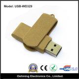 USB 8GB, USB Drive (USB-WD329) di Paper della parte girevole di Customized