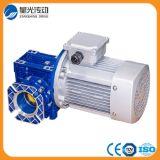 Caja de cambios Gusano Nmrv075 con motor eléctrico