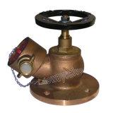 El fuego de la válvula de manguito de bronce de la válvula de Dyrant DW441