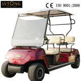 Тележка автомобиля гольфа 4 мест электрическая для сбывания