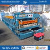 preço de fábrica de papelão ondulado plástico personalizado / Telha vidrada tornando / máquina de formação de rolos da máquina / Linha de extrusão de asa de PVC/Telha Máquina de folhas