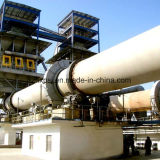 Altas taxas de operação -- forno rotativo para zinco Oxided