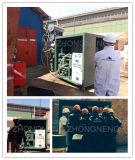 Pianta di rigenerazione dell'olio della strumentazione invecchiata spreco di depurazione di olio del trasformatore