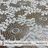 Vêtement Textile tissu polyester Tissu Dentelle (M0477-G)