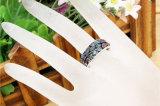 De Ringen van het Kristal van de Installatie van het blad voor Vrouwen
