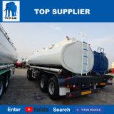 Titan 20000 Liter des Erdöl-Kraftstofftank Tri-Welle Kraftstoff-Tanker-4-Axlev Zugpendel-Becken-Schlussteil-