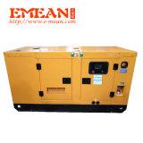 Diesel van Emean In het groot 20kw 25kVA Stille Generator Genset