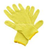 De goede Handschoenen van het Werk van de Hand van de Vezel van Aramid van de Prijs Hittebestendige besnoeiing-Bestand Beschermende
