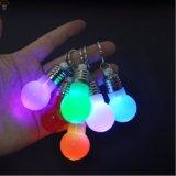 Indicatore luminoso di Keychain della lampadina della lampadina dell'anello portachiavi dell'anello portachiavi LED del LED Bulbtorch