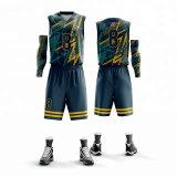 2019 Hot Sale de haute qualité uniforme de basket-ball à séchage rapide Jersey