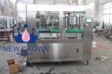 La Chine de haute qualité peut de boissons gazeuses Machine de remplissage de la bière Canning Machine, l'aluminium peut