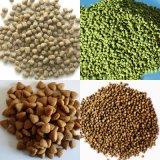 Alta efficace riga di lavorazione degli alimenti dell'animale domestico/cane/gatto/pesci/macchina dell'espulsore