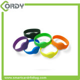 Eco-Friendly 125kHz Wristband силикона RFID для контроля допуска