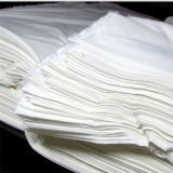 印刷の衣服のための白い化学灰色のレーヨンファブリック