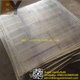 Гальванизированный/нержавеющая сталь/алюминиевый Perforated металла лист