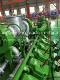 터빈 엔진 500kVA 400V 50Hz를 가진 400kw Biogas 발전기