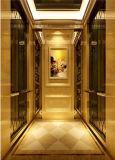 一等級ビジネスホテルの乗客のエレベーターの上昇