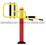 Taille extérieure traditionnelle de matériel de gymnastique de Red&Yellow et rouleau-masseur arrière