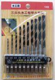 10PCS Geplaatste Bits van de Boor van het Punt van de Spijker zonder kop van de Steel van de hexuitdraai de Houten (jl-BPSH10)