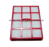 진공 청소기를 위한 빨강 사각 HEPA 필터