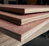 madera contrachapada comercial de 1220X2440X18m m
