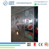 vidrio Tempered de la impresión de 10m m Digitaces para la partición de la oficina