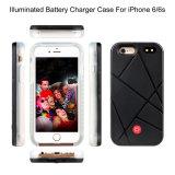 Cas de téléphone mobile de Selfie de boîte de nuit d'éclairage LED pour iPhone5/5s