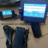 手持ち型の携帯用コーディング機械インクジェット・プリンタ機械
