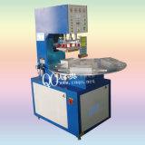 Machine de soudure à haute fréquence de plaque tournante manuelle de Roundle