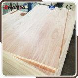 Bajo precio de 18 mm de buena calidad de color rojo, Chapa de madera contrachapada de Okume