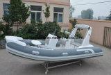 Crogiolo rigido di barca della nervatura della vetroresina di Liya 5.2m nuovo da vendere