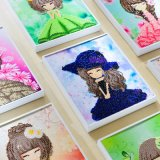 Factory Cheapest Wholesale Children DIY Embroidery Cross Stitch K-002