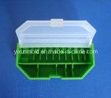 Molde de plástico personalizado da caixa de ferramentas, molde de caixa de plástico
